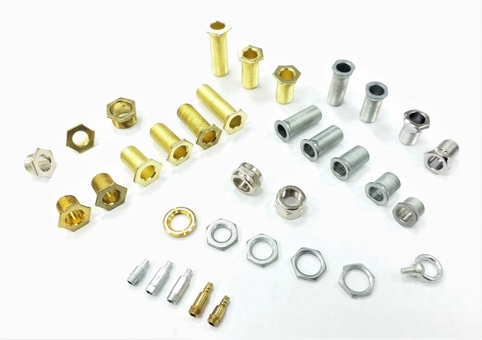 zinc casting fasteners supplier in Taiwan