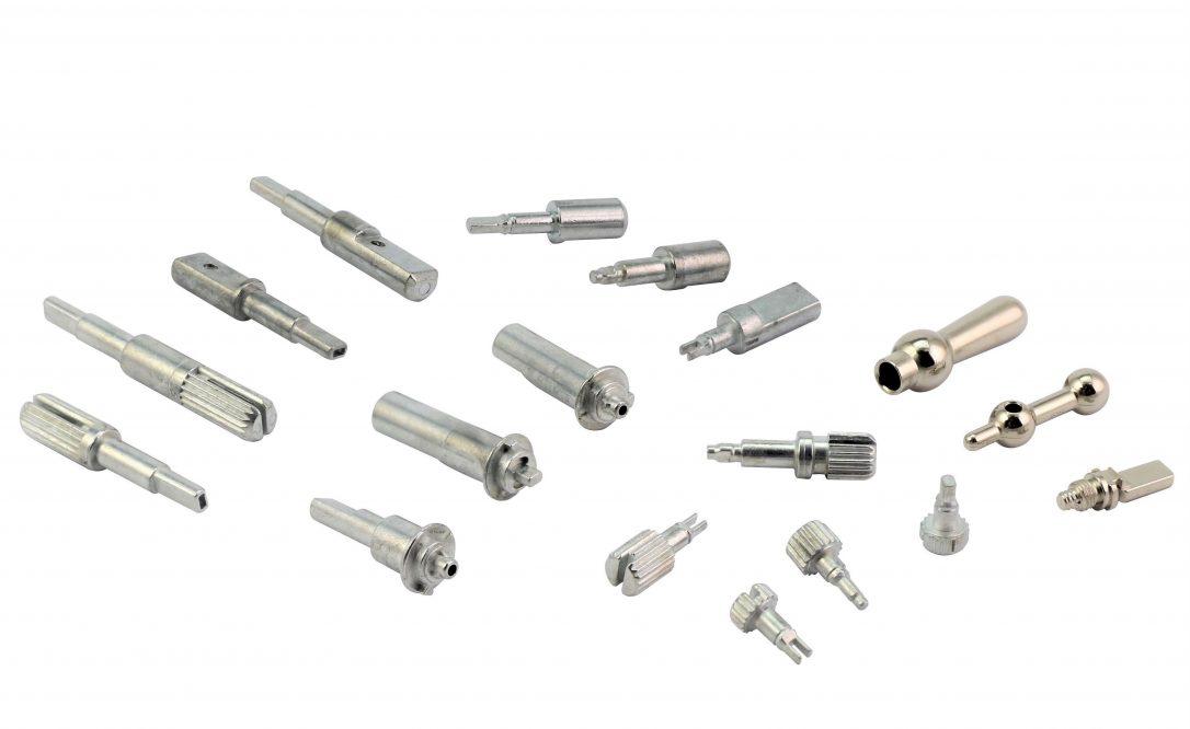 zinc die casting switch shaft